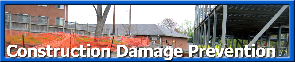 Consulting - Construction Damage Prevention